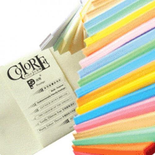 彩噴環保顏色紙 C6 信封
