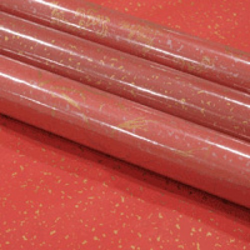 高雅紅色花紙