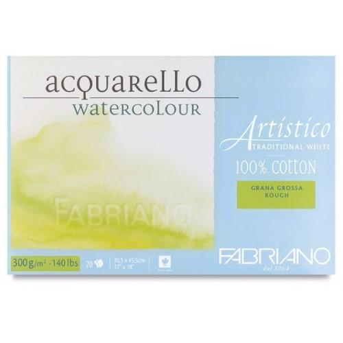 Fabriano Artistico 100%棉頂級水彩畫紙